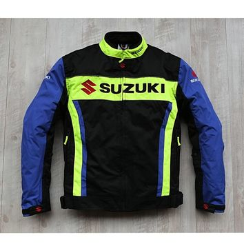 Mesh breathable Motorcycle jackets/racing windproof jackets/cycling jackets/riding off-road jackets clothing x-2