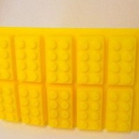 Generic Building Bricks Ice Cube Tray or Candy Mold--for Lego Enthusiasts!