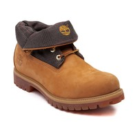 Mens Timberland Roll Top Boot