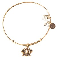 Alex and Ani Lotus Blossom Bangle