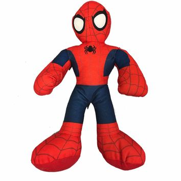 "Licensed Marvel Spiderman Homecoming 19"" Jumbo Plush Toys"
