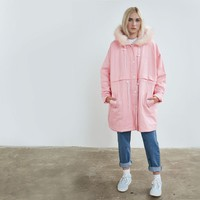 Lazy Oaf Waste of Time Jacket - Everything - Categories - Womens