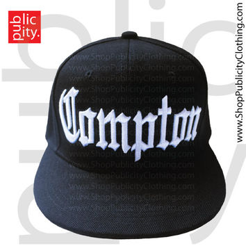 Straight Out Of Compton Snapback