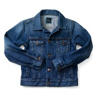 Girl's DL1961 'Manning' Denim Jacket