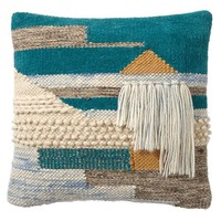 Junk Gypsy Pillow, Wanderer Fringe Pillow