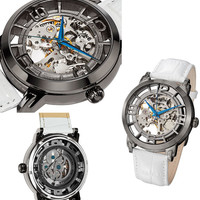 white winchester stuhrling watch - Google Search