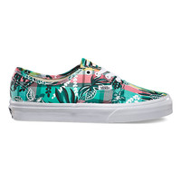 Floral Plaid Authentic | Shop New Summer Prints at Vans