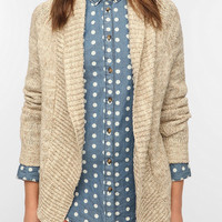 Urban Outfitters - BDG Double Trouble Shawl Collar Cardigan