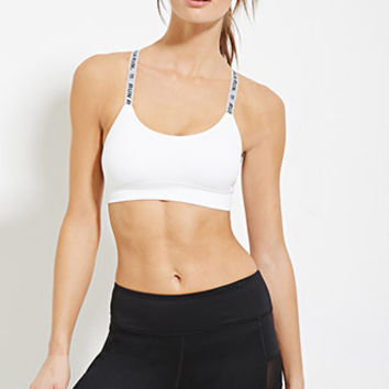 Low Impact – Run Sports Bra