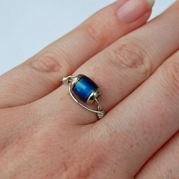 Influence Your Mood Ring - By  Last Day of Forever Designs