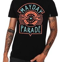 Mayday Parade All I Do Is Hope Slim-Fit T-Shirt - 987582
