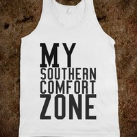 My Southern Comfort Zone