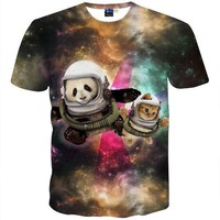Anime Animate Characters T-Shirt
