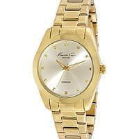 Kenneth Cole New York Women's Rock Out Bracelet Watch - Gold