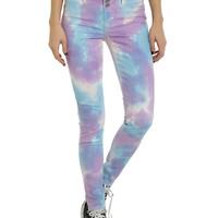 Blackheart Cotton Candy Super Skinny Jeans