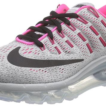 NIKE Air Max 2016 Girl's Running Shoes