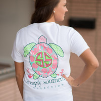 Simply Southern Sea Turtle Tee