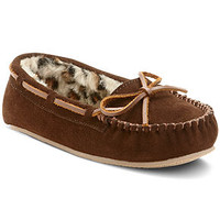 Minnetonka Kayla Faux-Fur Slippers
