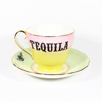 Tequila in a Teacup