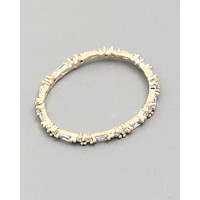 Delicate Eternity Ring