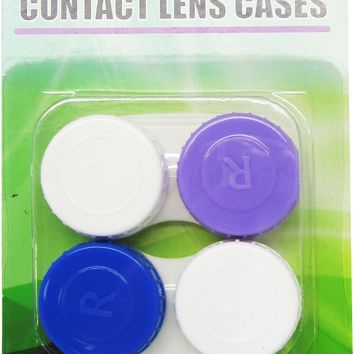 Contact Lens Case 2-Pack - CASE OF 48