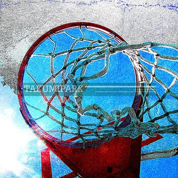 Large Sports Decor, Basketball Art Print, Unique Bedroom Wall Art, Mancave Room Decor, Sports Artwork, Basketball Coach Gift, Boys Room Art,