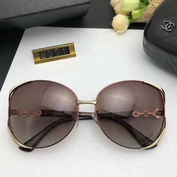 Chanel 2018 New Women's Hipster High Quality Polarized Sunglasses F-A-SDYJ #1