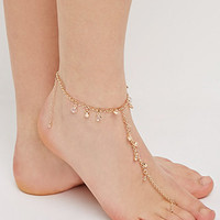 Dangling Charm Foot Chain