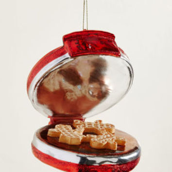 Festive Menu Ornament