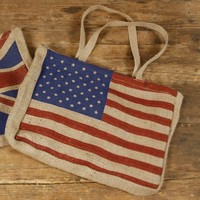 Twill Tote - Old Glory
