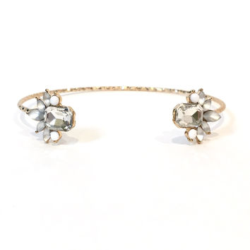 Come Around Crystal Bangle Bracelet
