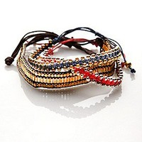 Free People  Studded Bracelet Set at Free People Clothing Boutique