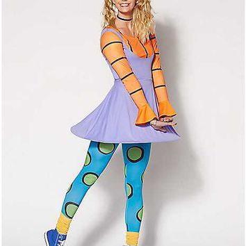 Adult Angelica Costume - Rugrats - Spencer's