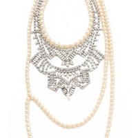 Joomi Lim Rebel Romance Statement Necklace