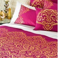 Henna Hot Pink by Accessorize - Quilt & Doona Covers - Bed Linen