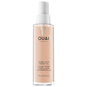 Sephora: Ouai : Rose Gold Hair & Body Oil : hair-oil-treatment
