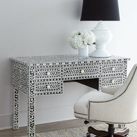 Killeen Inlay Desk