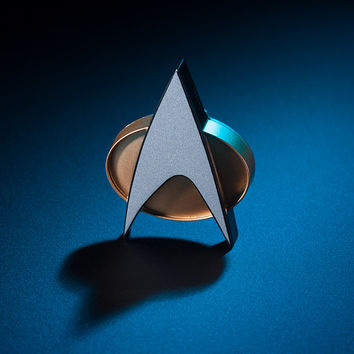 Star Trek TNG Bluetooth® ComBadge - Exclusive