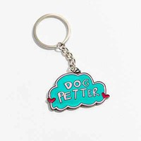 Annie Free Dog Keychain - Urban Outfitters