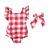 Baby Girl Dress Fashion Newborn Baby Clothes Infant Jumpsuits Kids Clothes