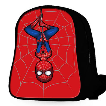Spiderman Spider Webb Backpack