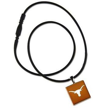 "Licensed Texas Longhorns Official NCAA 18"" Necklace UT by Wincraft 752659 KO_19_1"