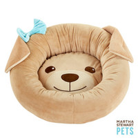 Martha Stewart Pets® Puppy Face Cuddler Dog Bed | Beds | PetSmart