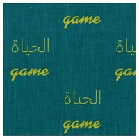 life is game fabric