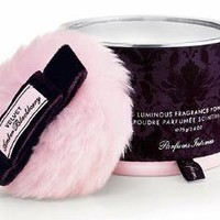 Velvet Amber Blackberry Shimmer Fragrance Powder