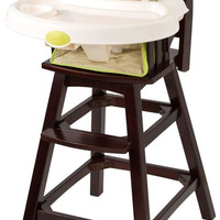 Summer Infant Swingin Safari Classic Comfort Wood High Chair