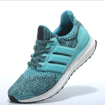"Women ""Adidas"" Boost Fashion Trending Leisure Running Sports Shoes"