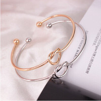 Great Deal Hot Sale New Arrival Awesome Gift Shiny Korean Stylish Star Simple Design Bangle Bracelet [10392932500]
