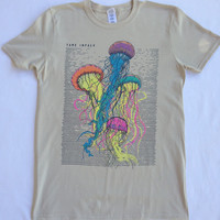 Tame Impala Jellyfish T Guys - Spinning Top Music
