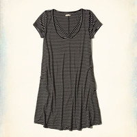 Girls Strappy Swing T-Shirt Dress | Girls Dresses & Rompers | HollisterCo.com